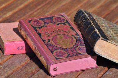 diverse alte kochbücher vegetarische kochbücher ratgeber haushalt einmachen