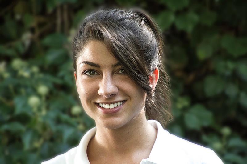 Sabrina Di Salvatore: Assistentin