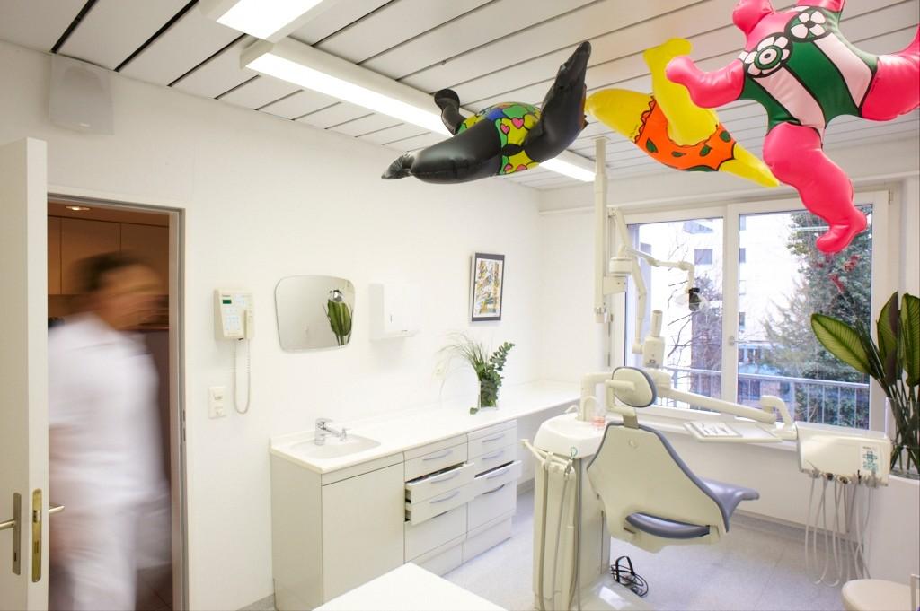 Dentalhygiene: Zimmer Nr. 2