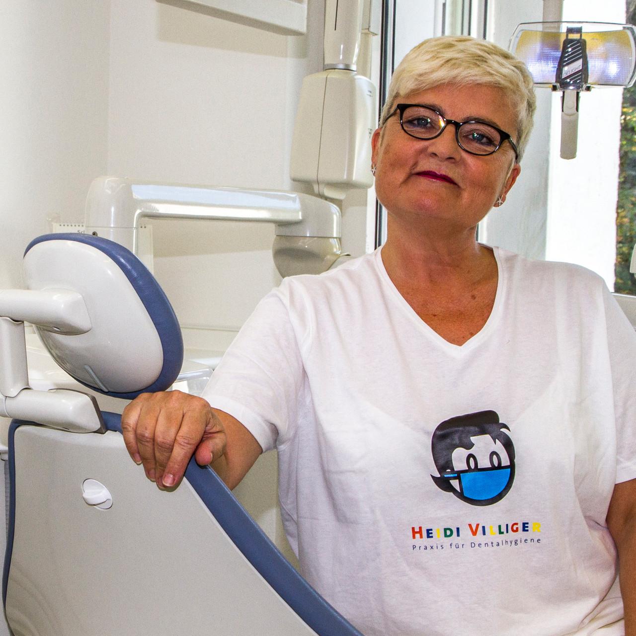 Dentalhygiene: Heidi Villiger