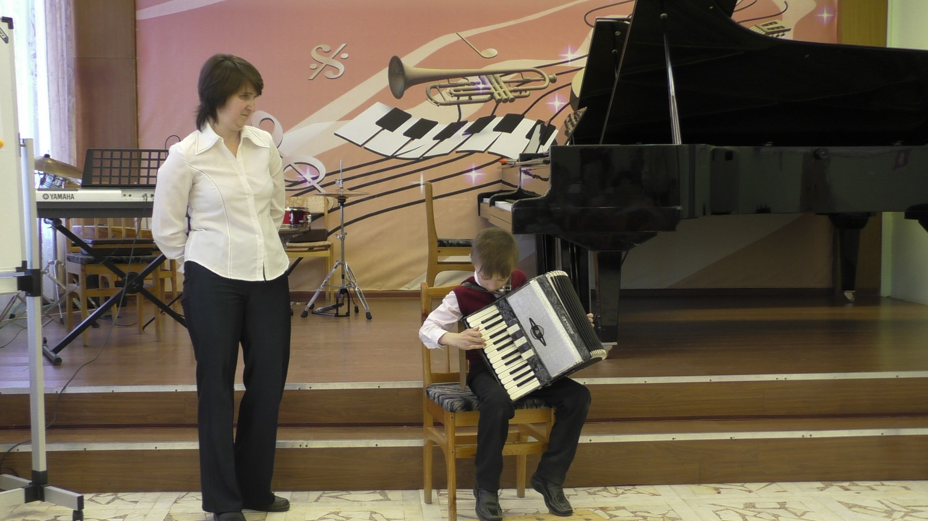 Симонов Алёша с мамой Татьяной Александровной