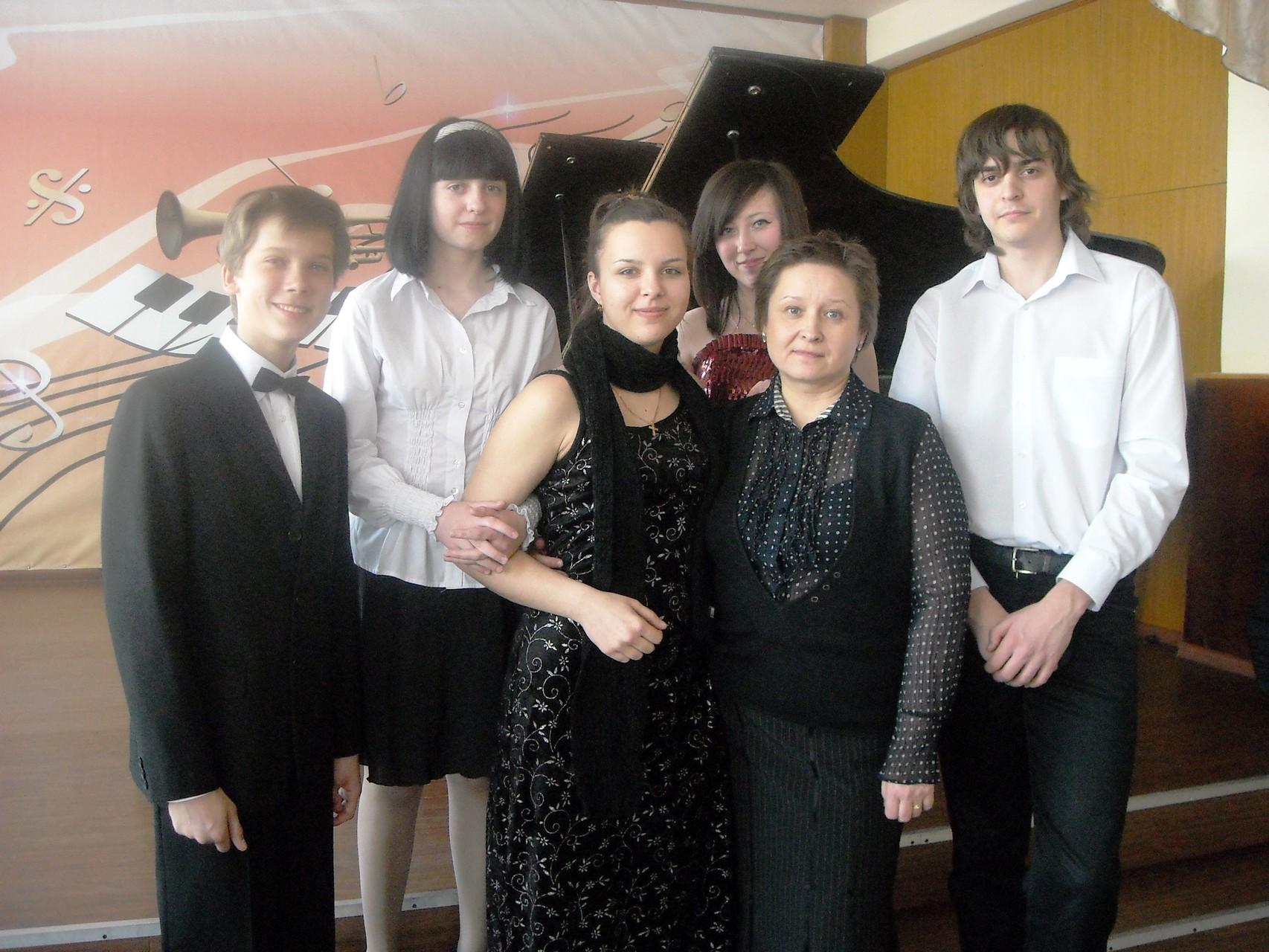 Концерт класса 05.04.2011