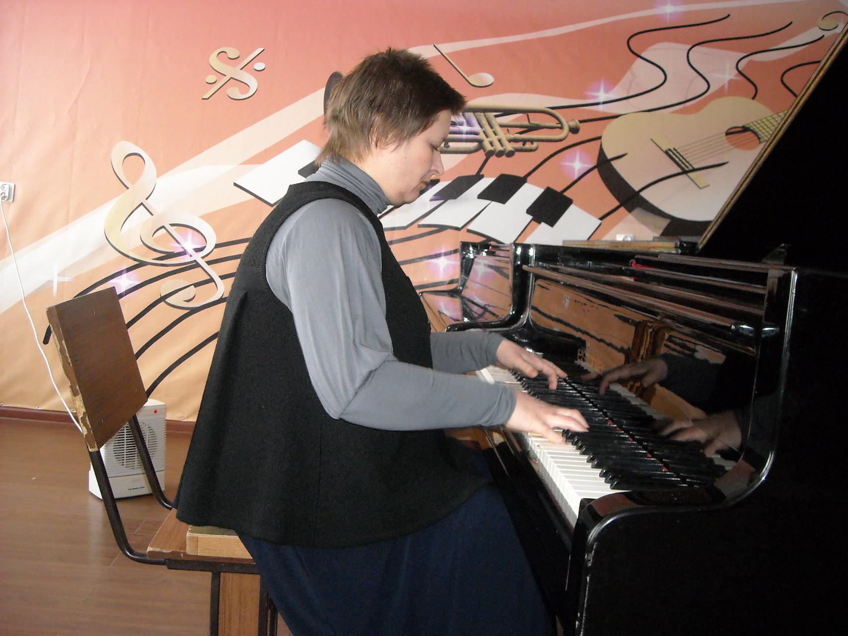 Сольный концерт 10.02.2010