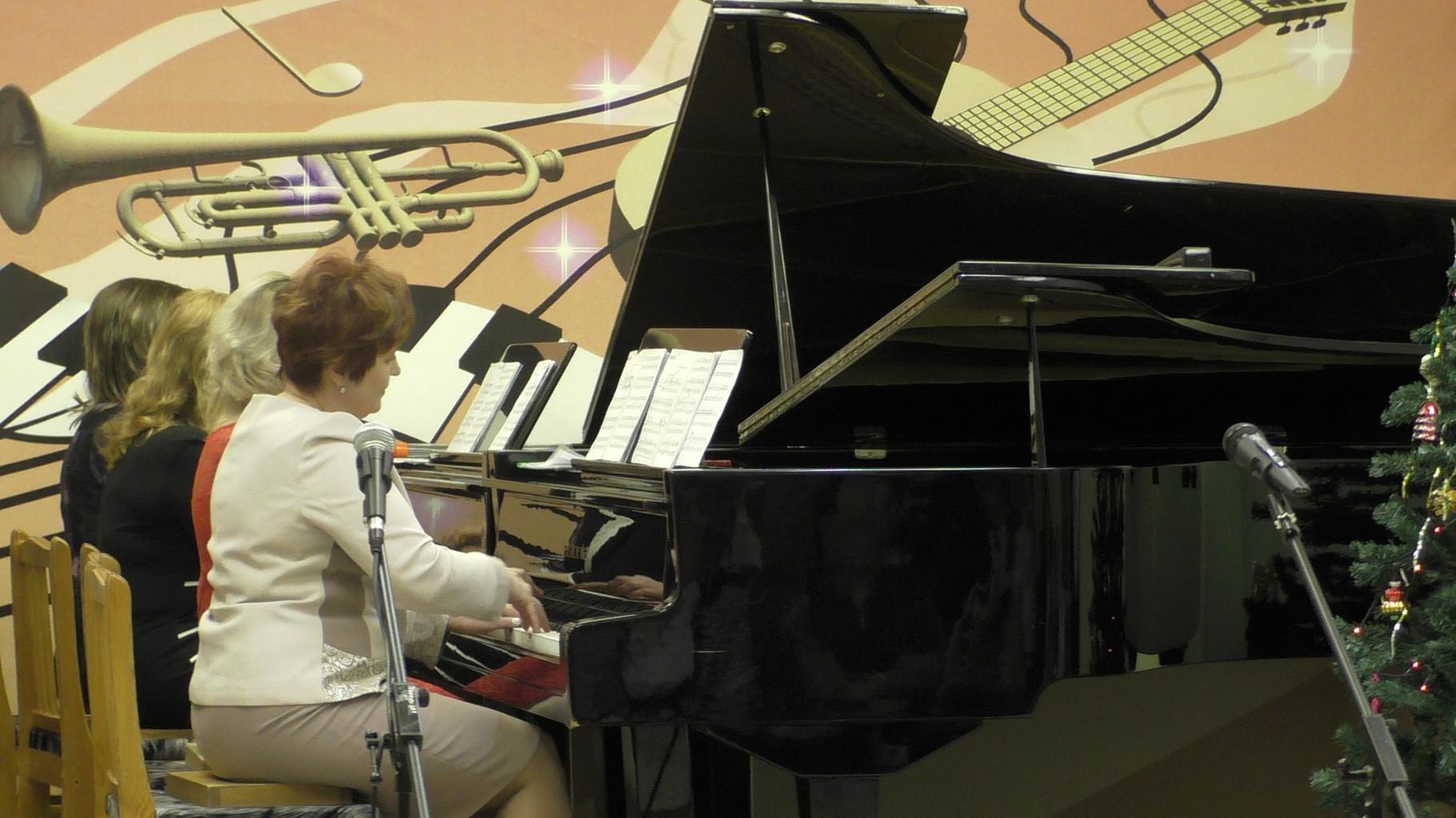 """Фортепианный квартет преподавателей """"Allegro"""", руководитель"""