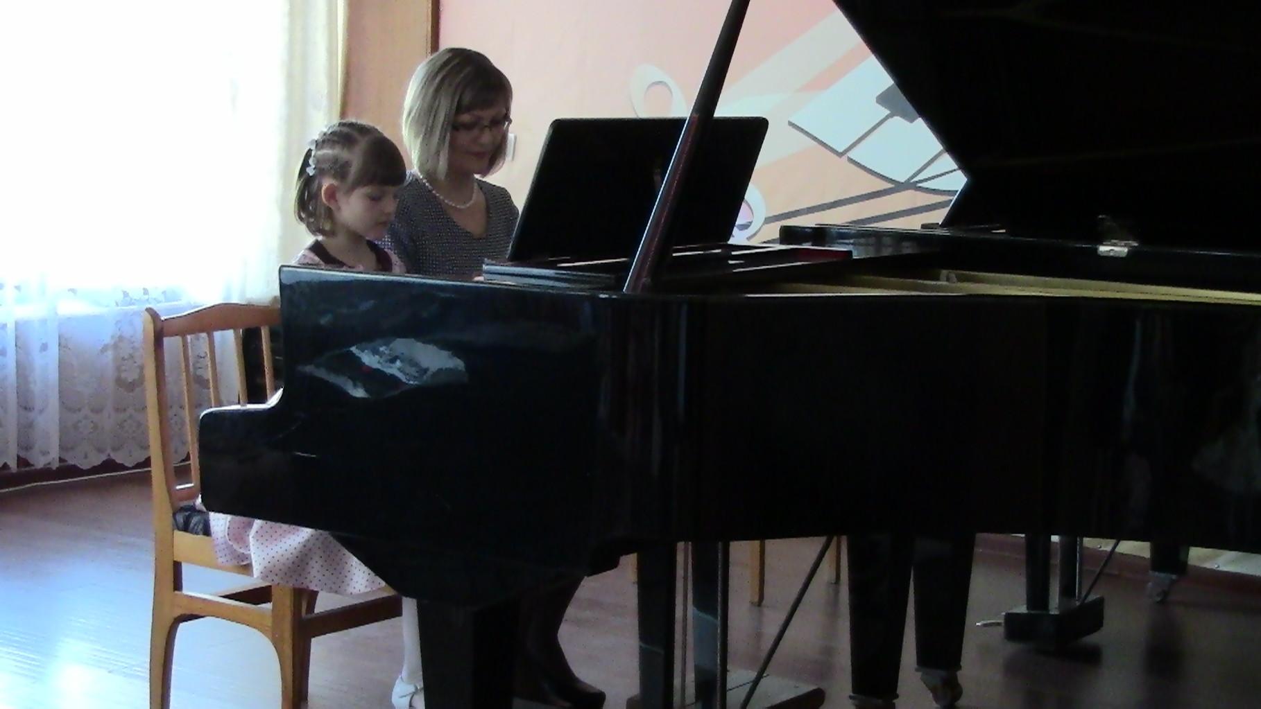 Ивановы Даша и Светлана Валентиновна