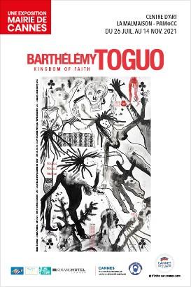 Barthélémy Toguo - Exposition Centre d'Art La Malmaison à Cannes - Maxanart vous recommande cet événement !