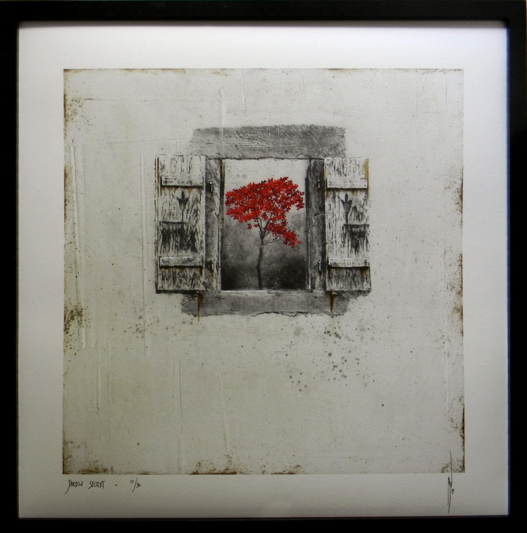 Antoine Josse en collection chez Galerie Maxanart Valbonne