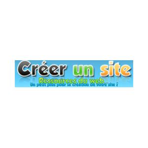 Créer un site vous propose beaucoup de petits tutoriels pour apprendre à coder en différents langages. Ce site est aussi une sorte de portail reliant vers d'autres sites intéressants. À consulter pour ceux qui souhaitent apprendre à coder !