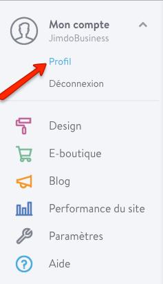 Premiers pas pour créer son e-boutique Jimdo