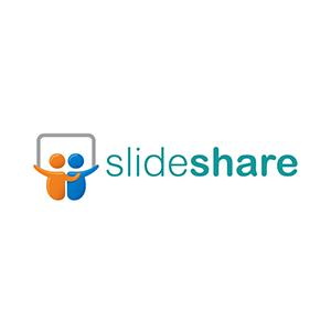 Slideshare permet de partager vos documents. Créez un compte et créer vos diaporamas et autres présentations ! Site en anglais