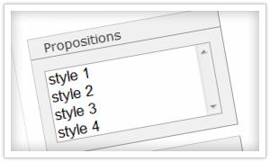 Comment changer la mise en forme d'un texte avec Jimdo?