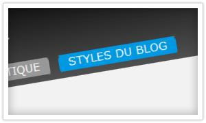 Comment changer le style de son blog avec Jimdo?