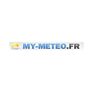 Mymeteo est un service pratique qui propose d´afficher un petit encart météo sur votre site. Construisez vous-même votre widget ! Idéal pour les sites de tourisme