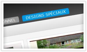 Comment modifier son design sur un site Jimdo?
