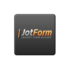 Très populaire, JotForm permet de créer des formulaires de contact évolués que vous pourrez directement intégrer sur votre site Jimdo dans un module