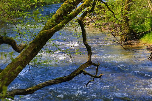 Wanderführung Mühlen Brücken Furten an der Sieg