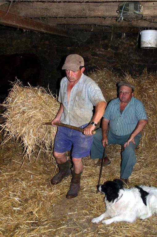 Gilbert & Rémy - juin 2004