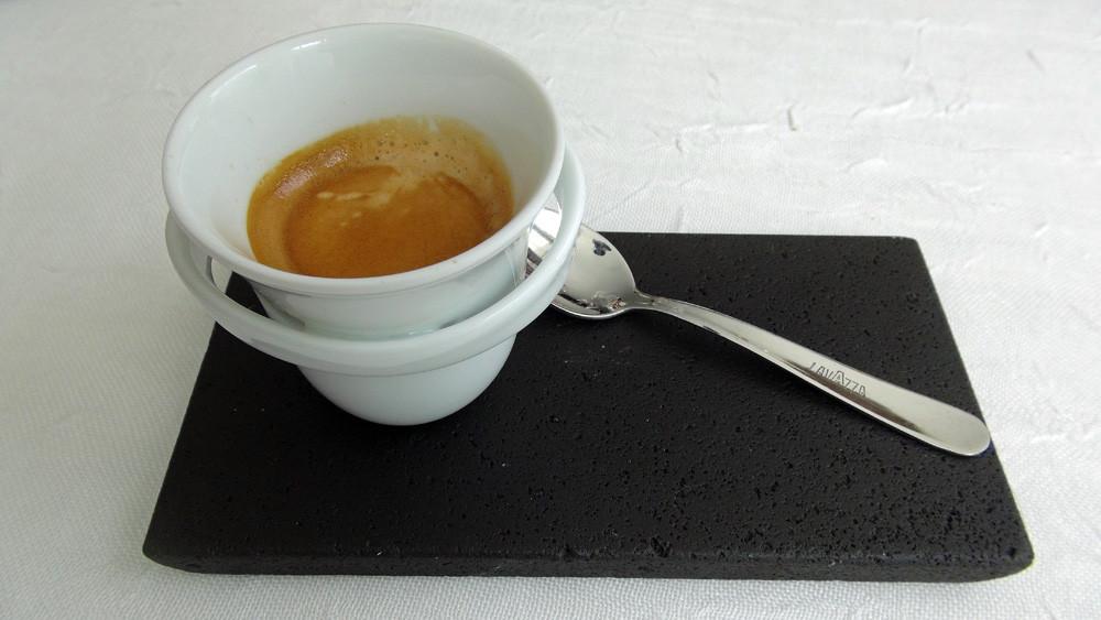 """Le café """"Lavazza"""" ? ... la tasse est originale"""