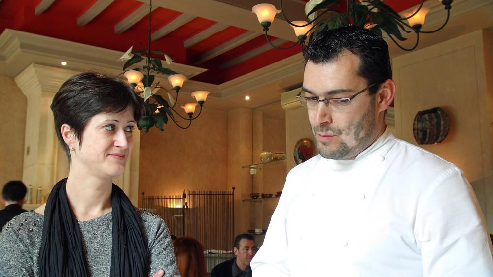 Sandrine & Pascal Bardet font un tour de salle