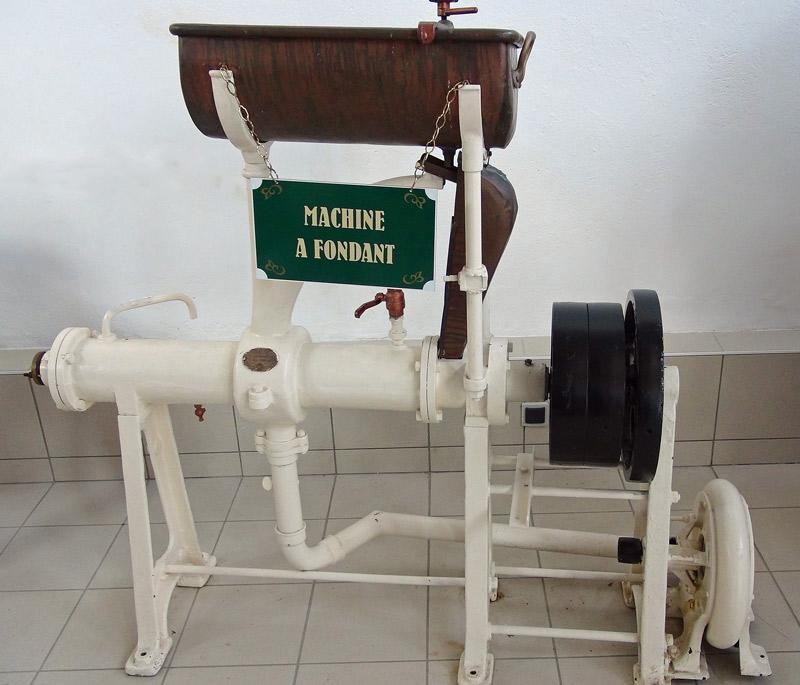 Machine à fondant