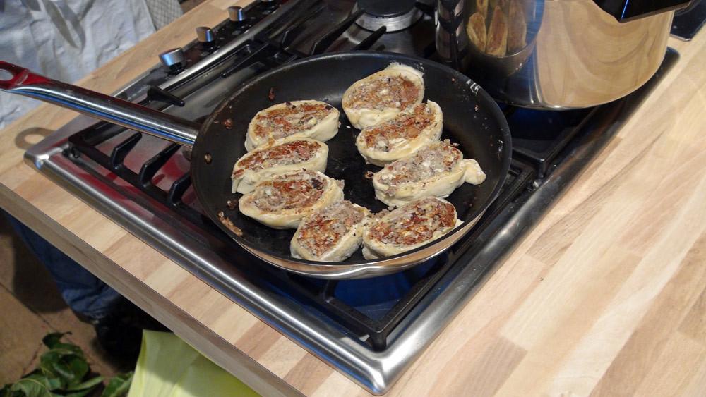 Démonstration de cuisine alsacienne : c'est cuit !