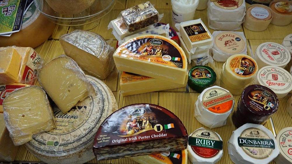 Fromages Irlandais
