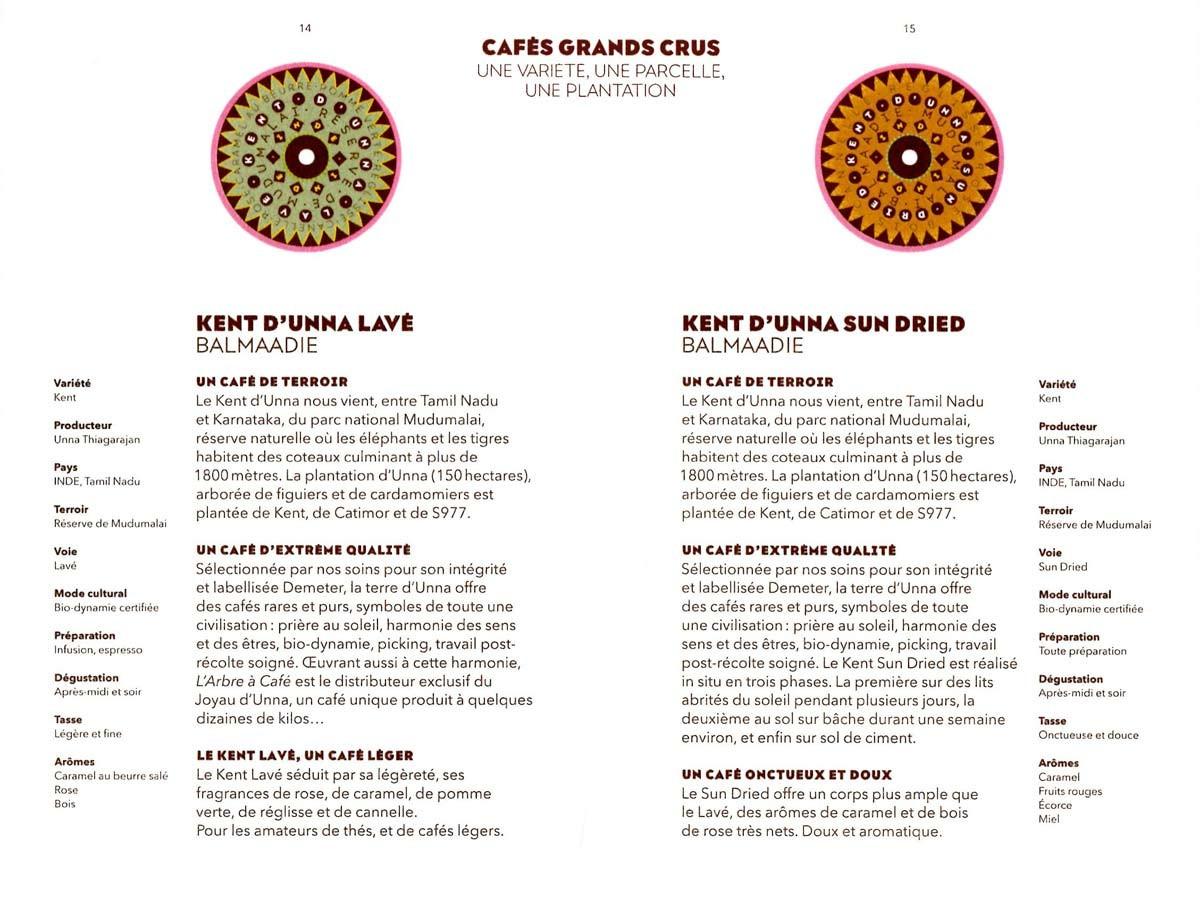 Cafés Grands crus