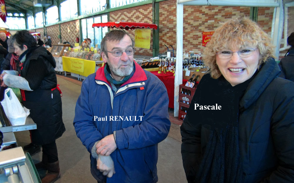 Paul RENAULT et Pascale