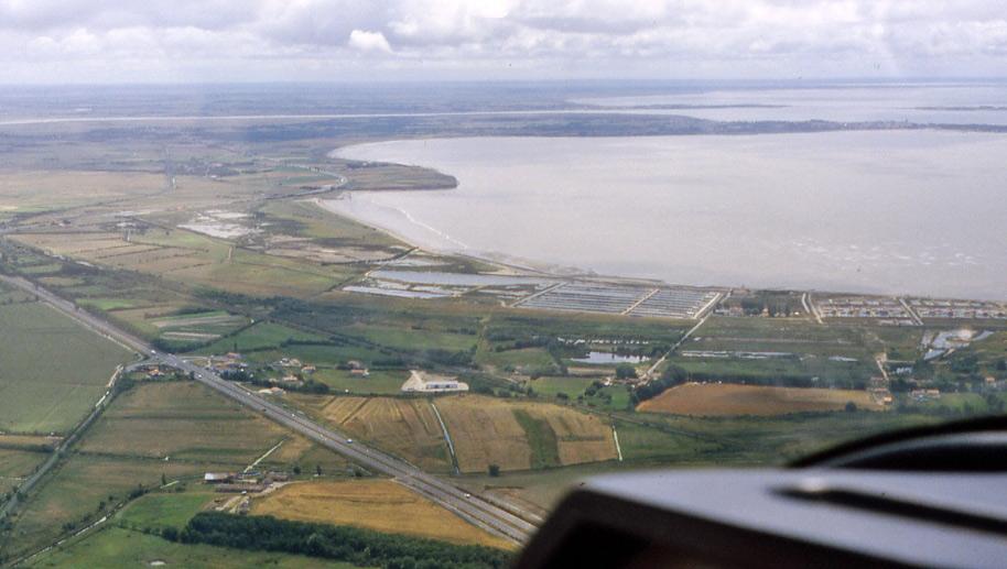 Les boucholeurs et l'estuaire de la Charente