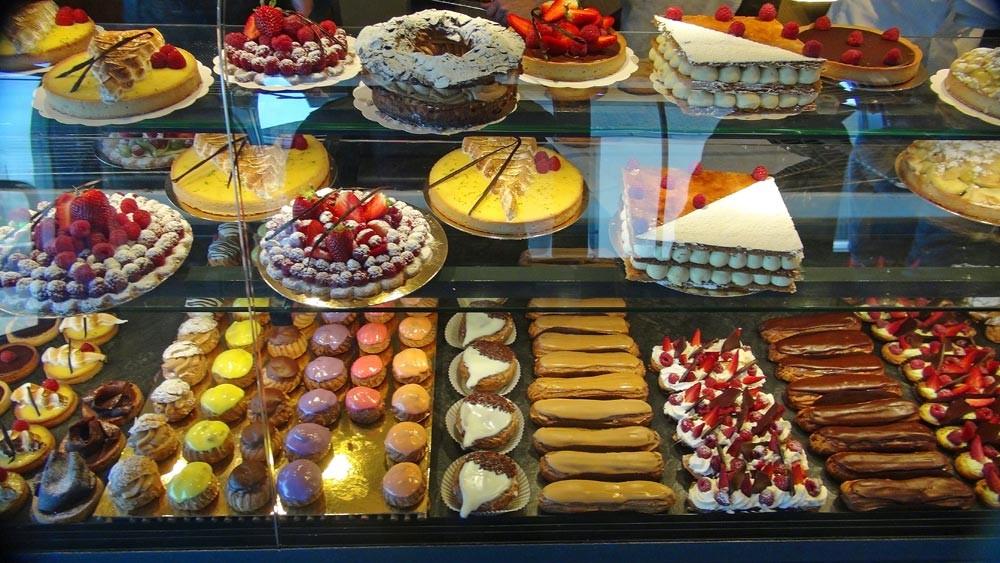 D'autres gâteaux ...