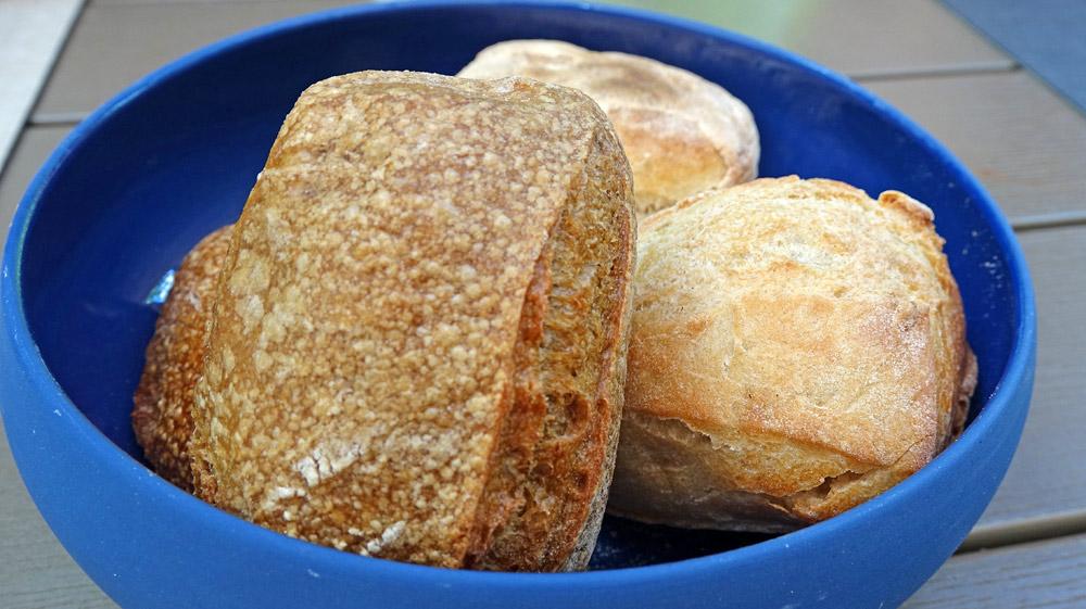 Les pains classiques
