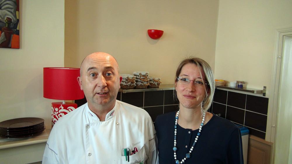 Laëtitia & Pascal Bouvier