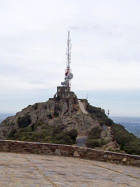 L'antenne - Crédit photo : www.les-pyrenees-orientales.com