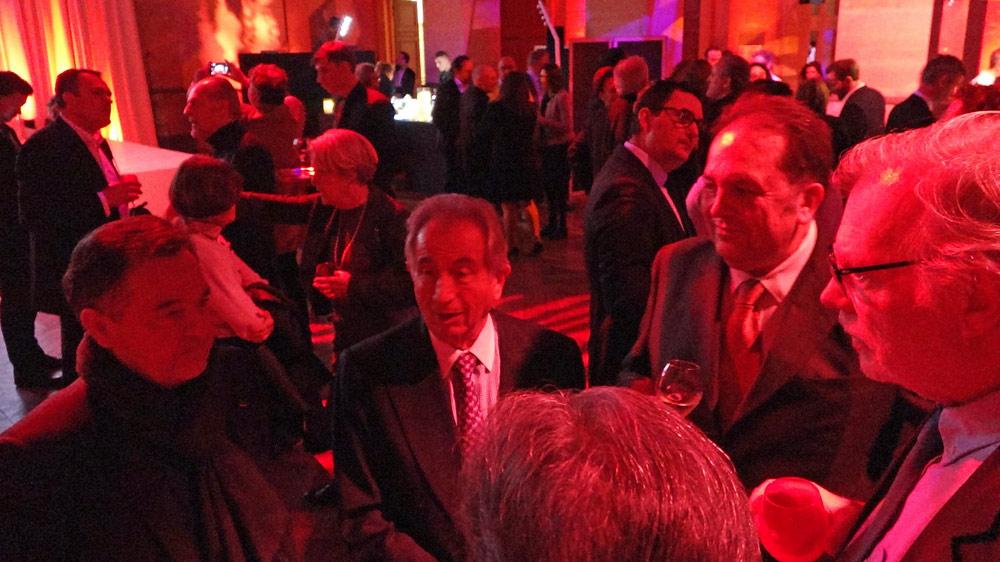 Bernard Pacaud, Michel Guérard et Jean-André Charial