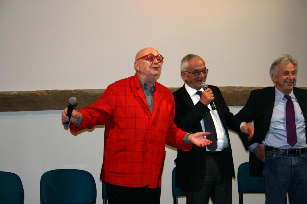 Aux Rencontres de Cambremer (30 avril 2011)