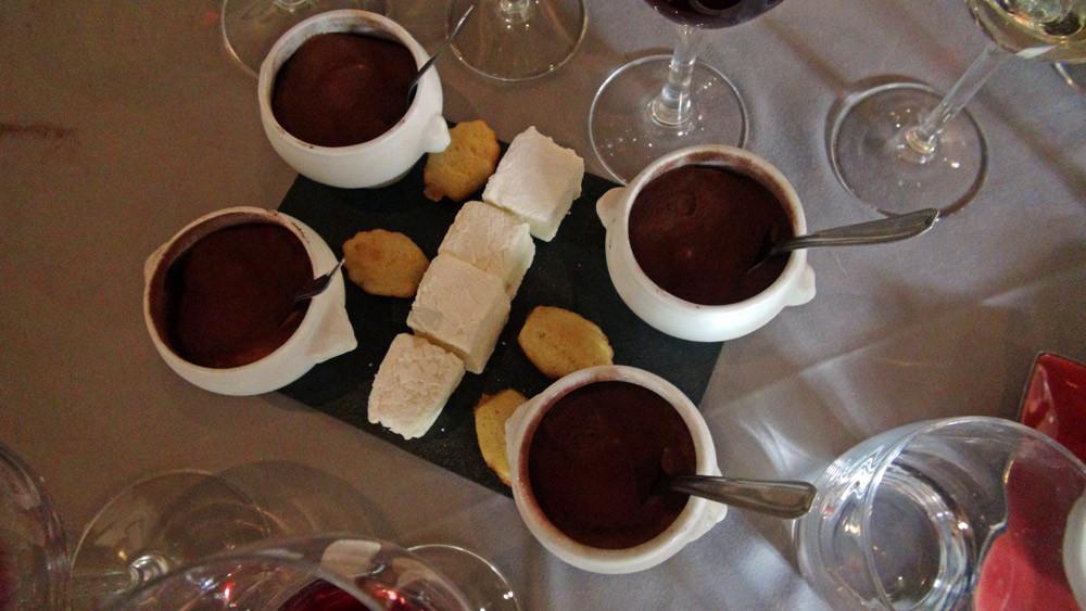 Tiramisu - Madeleine - Guimauve aux fruits de la passion