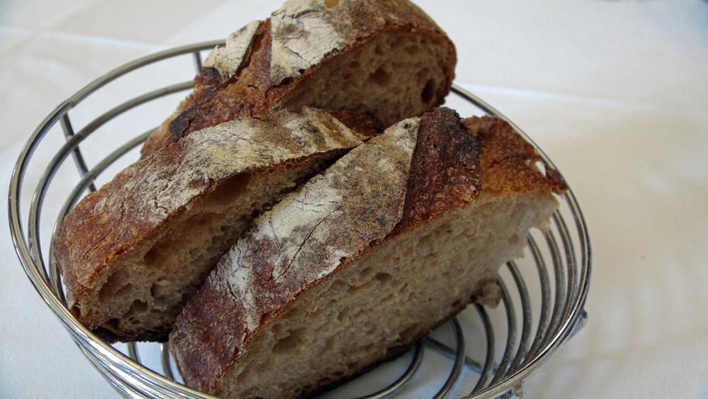 """Le pain des Gaults de la boulangerie """"La Renaissance"""" de Reuilly"""