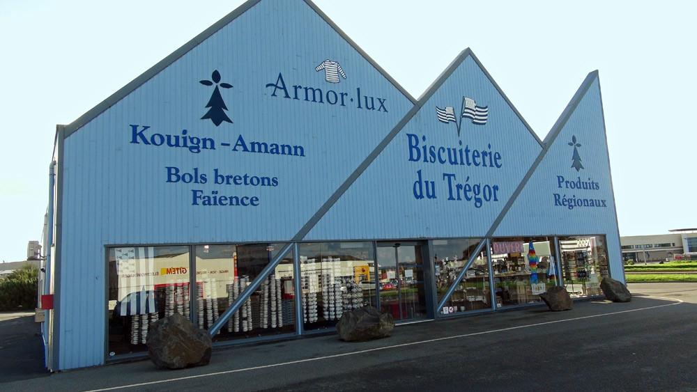 Le magasin de Minihy-Tréguier