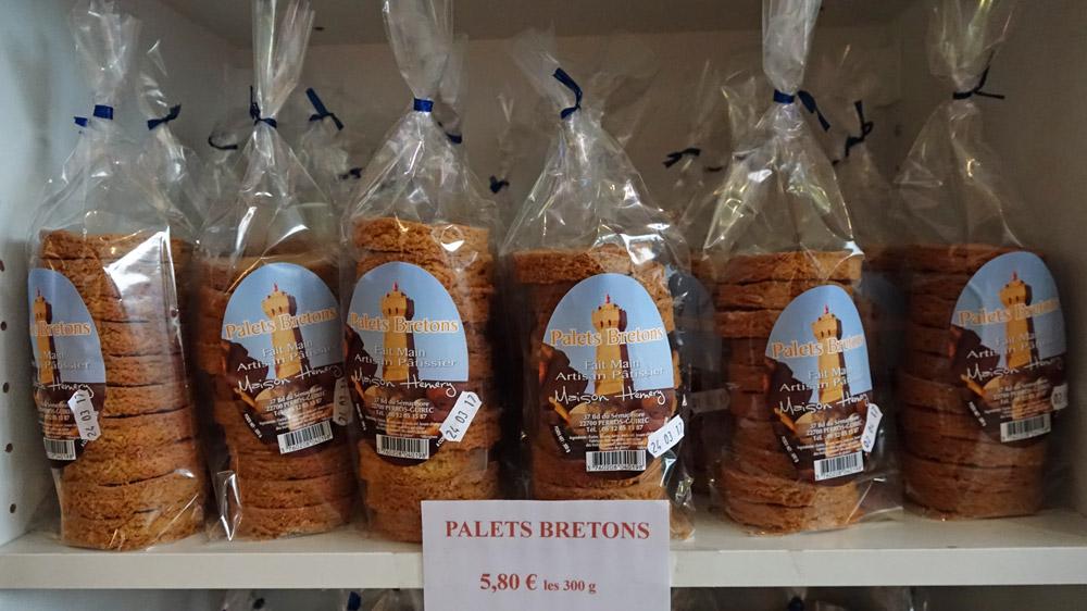 Palets bretons nature (nouveau)