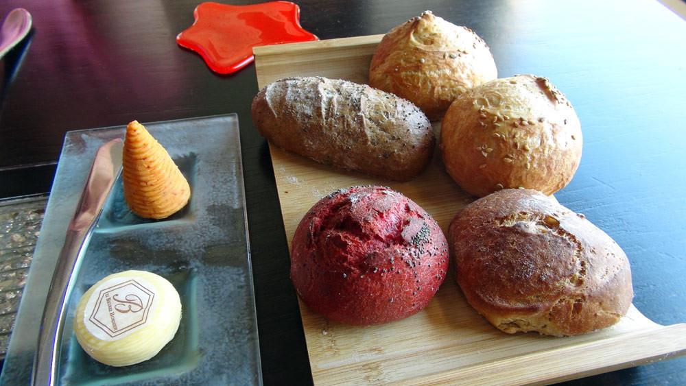 Les pains faits maison