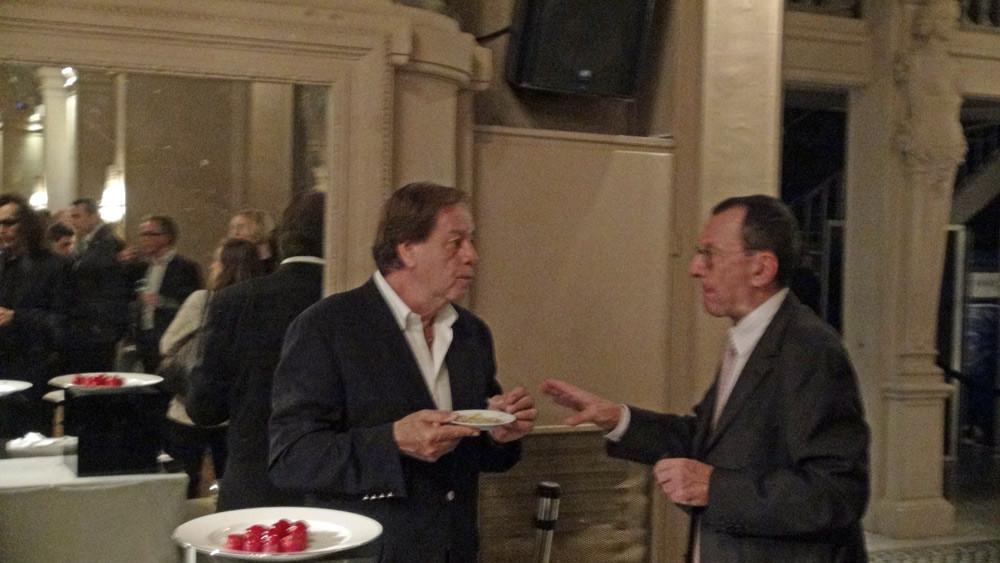 """Même pas invité au dîner assis, Daniel Lauclair, le reporter sportif """"teinté"""" et attitré de FR3"""