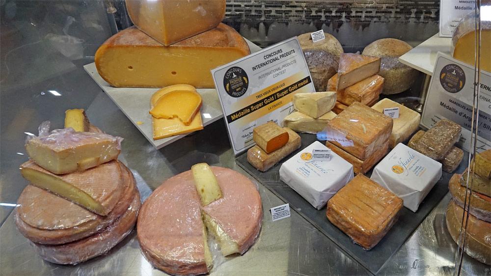 Fromages des Hauts de France de La Finarde