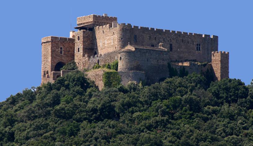 Château de Saint-Martin de Toques