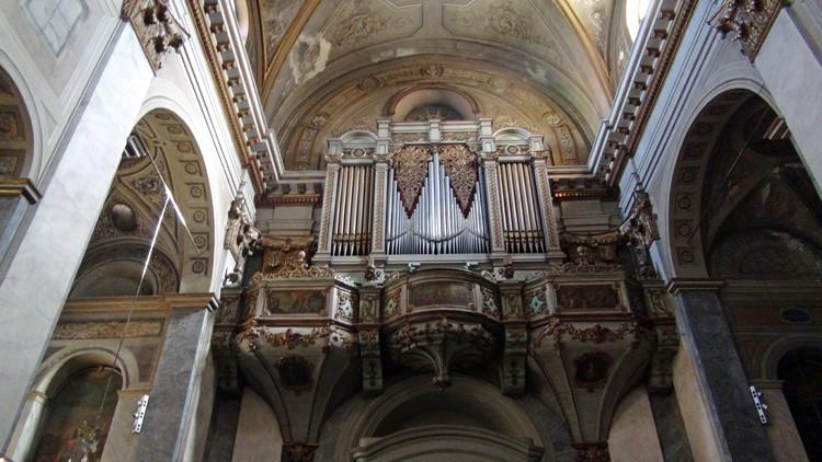 Eglise Sainte-Marie à Bastia