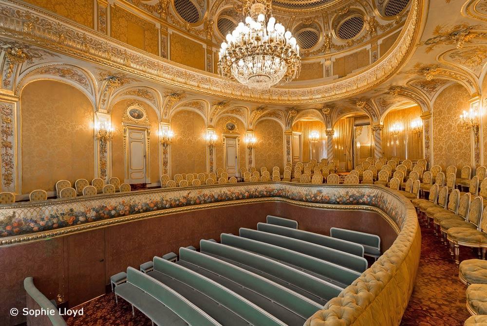 Théâtre Impérial - Crédit photo : © Sophie Lloyd