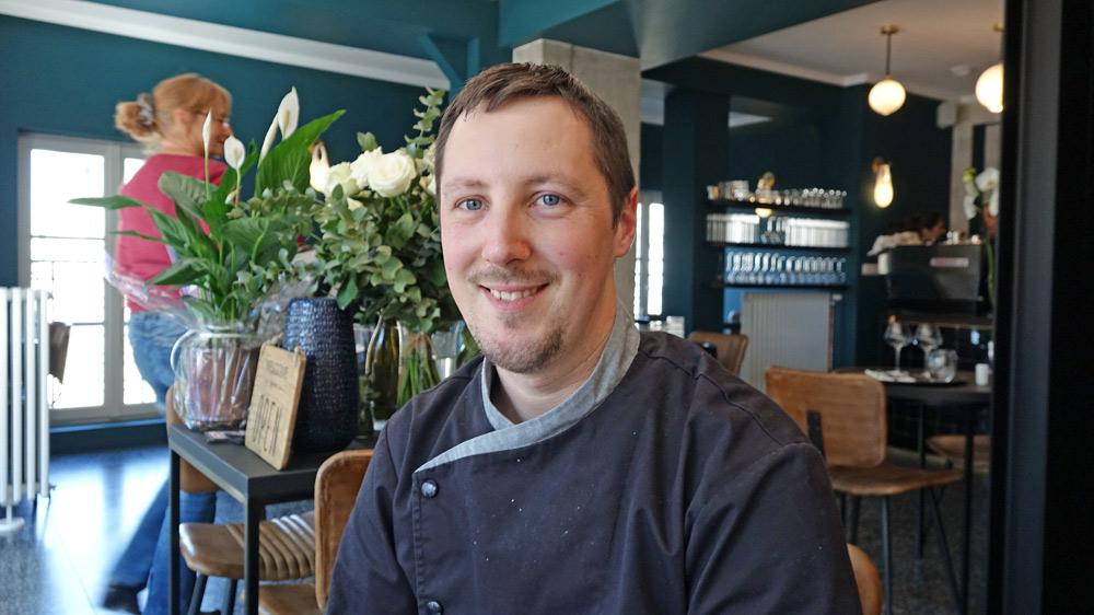 Le chef : Stéphane Hatet