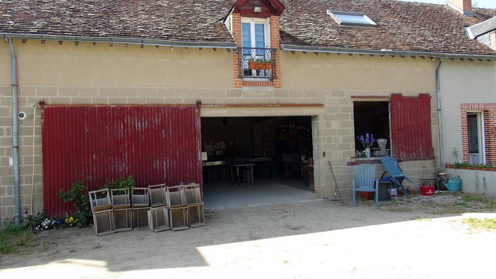 """Les locaux de """"La Coudraie"""""""