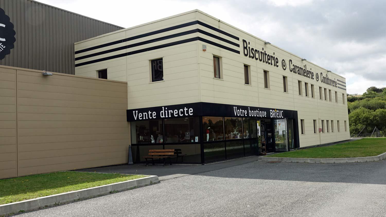"""L'usine-boutique """"Brieuc"""""""