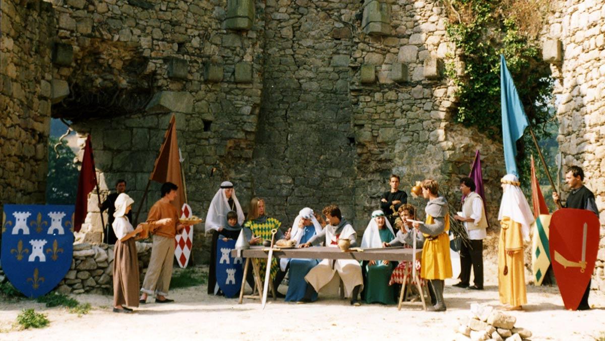 Reconstitution du banquet - 1989