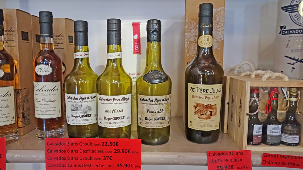 Calvados du Pays d'Auge